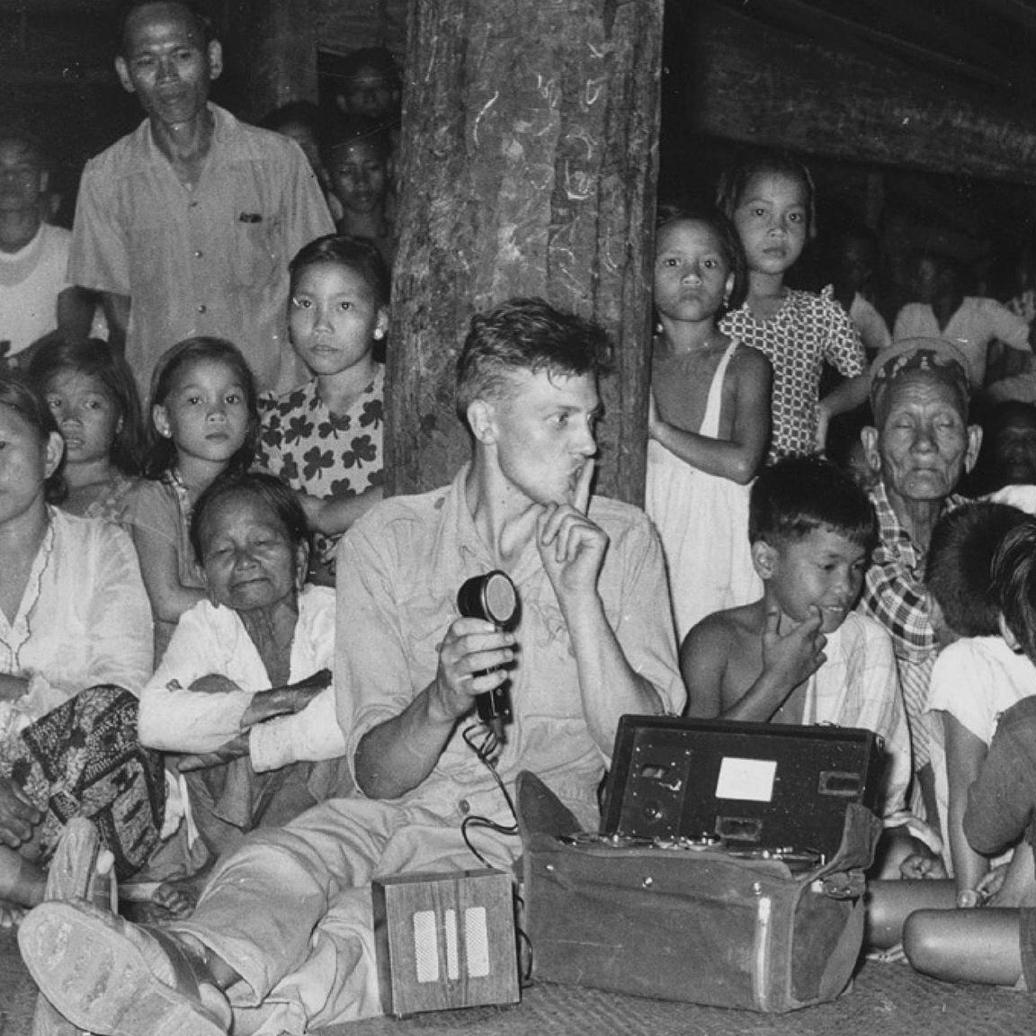 Tudtad, hogy David Attenborough népzenét is gyűjtött?